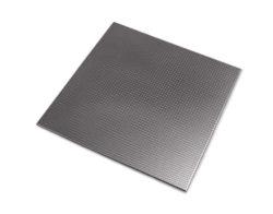 Stainless Steel Tile Brush Grey