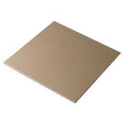 Stainless Steel Tile Brush Bronze